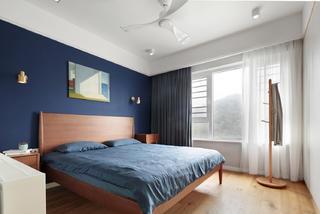 128平北歐風格臥室裝修效果圖