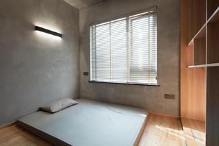 77平米三居卧室装修效果图