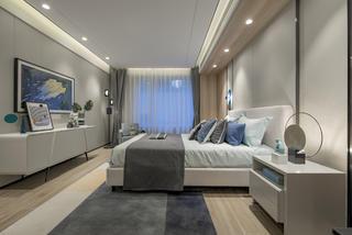 现代风格别墅卧室每日首存送20