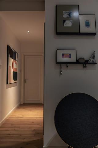 115㎡三居室装修过道设计