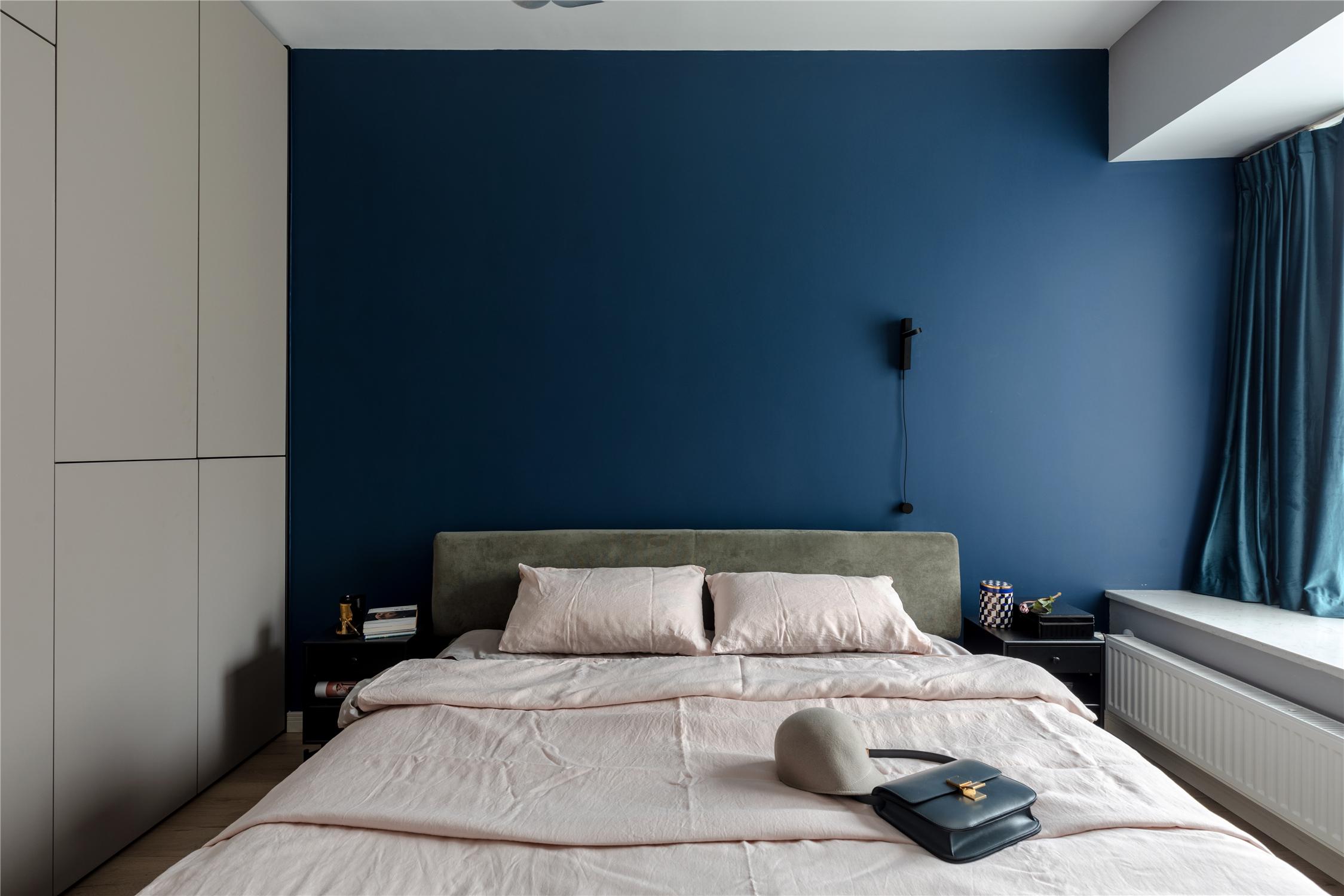 115㎡三居卧室装修效果图