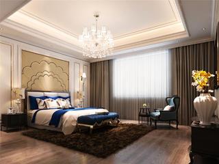 欧式风格别墅卧室每日首存送20