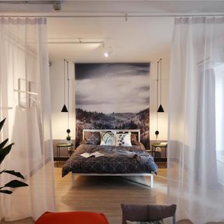 48平小户型公寓装修效果图