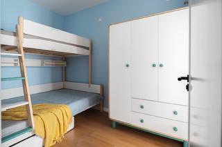 50㎡小户型两居儿童房装修效果图