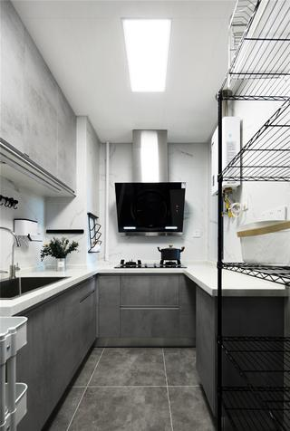 90平米两居室厨房装修效果图