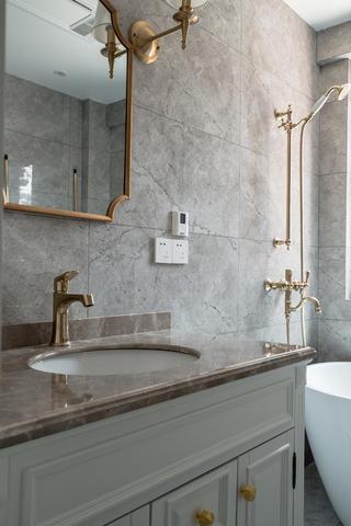 美式風格別墅衛生間裝修效果圖