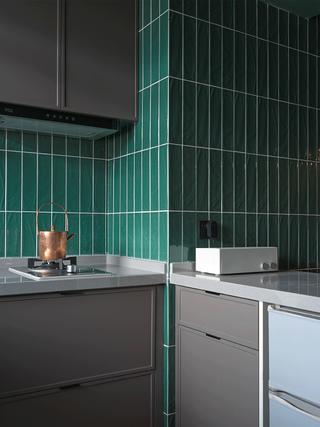 小户型一居室装修厨房一角