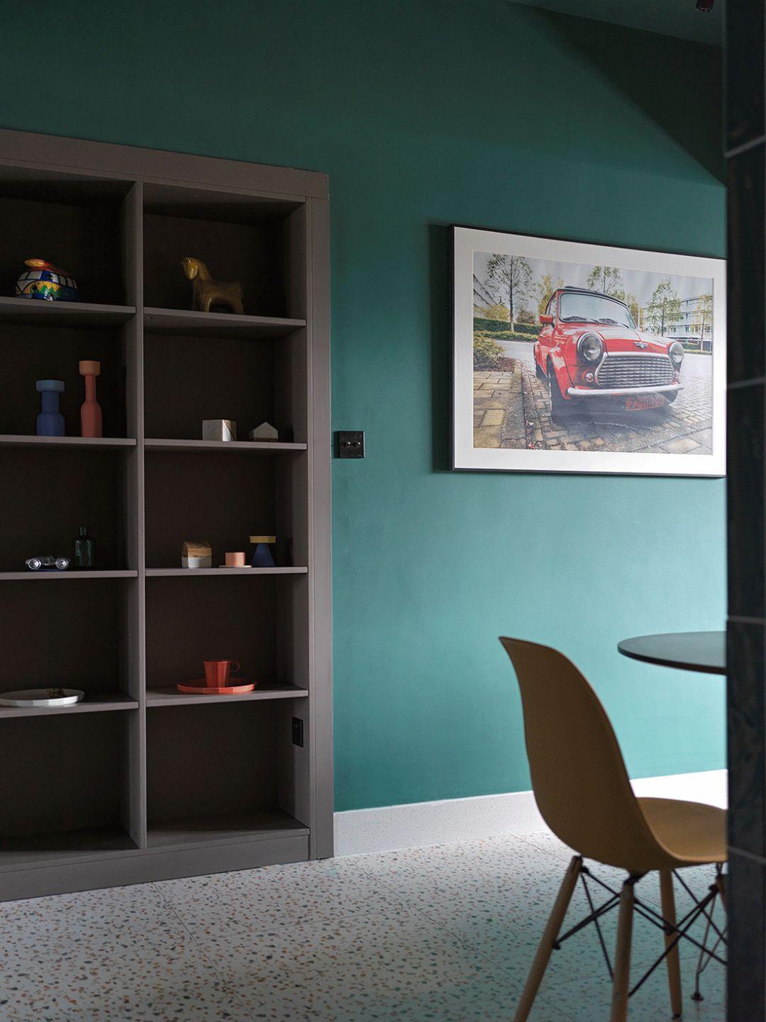 小户型一居室装修置物柜设计