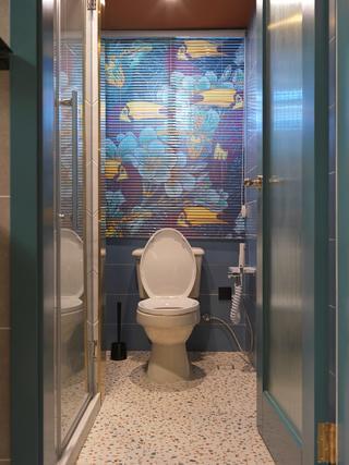 小户型一居室卫生间装修效果图