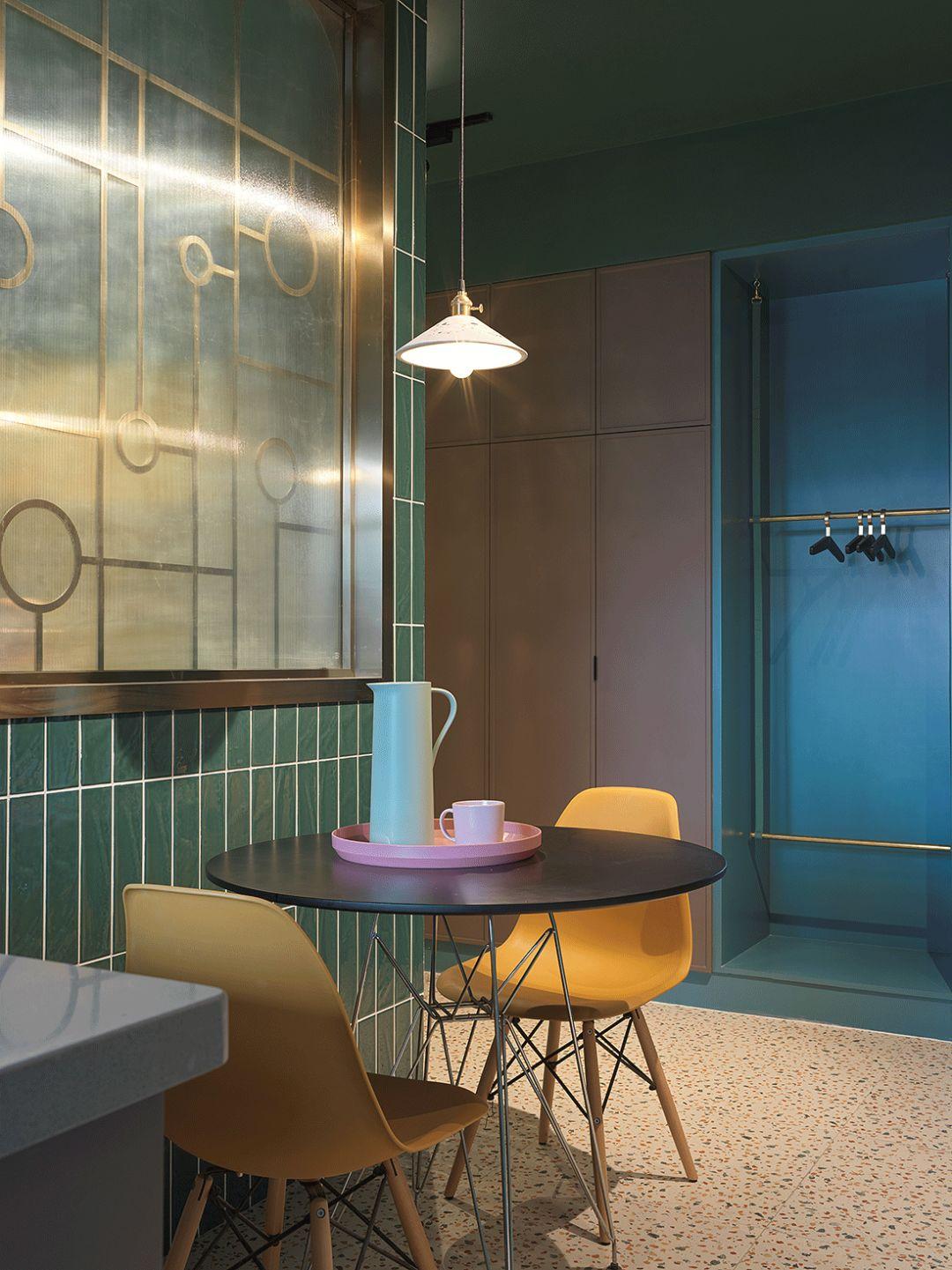 小户型一居室餐厅装修效果图