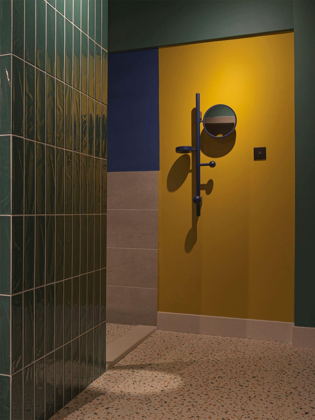 小户型一居室装修过道设计