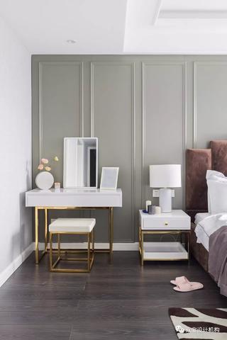 混搭风格三居室装修梳妆台设计