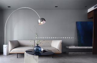 现代风别墅沙发背景墙装修效果图
