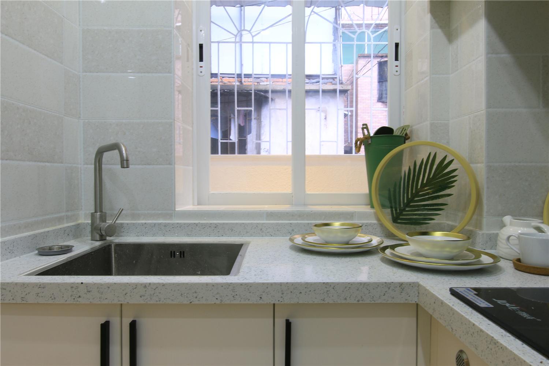 65㎡小户型厨房装修效果图