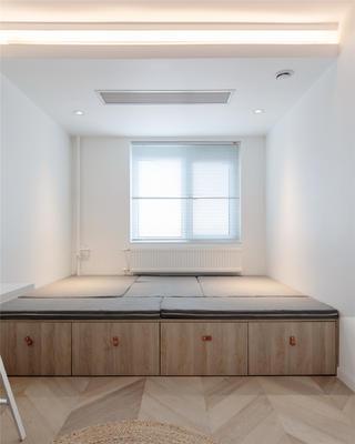 55㎡小户型两居装修榻榻米设计