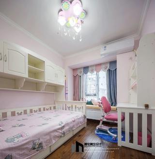 135㎡现代简约儿童房装修效果图