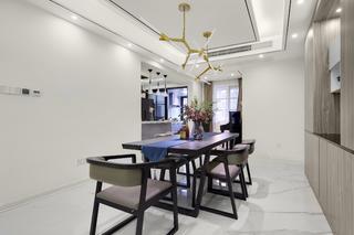 178平现代简约风格餐厅装修效果图