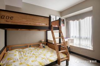 134平米现代风儿童房装修效果图