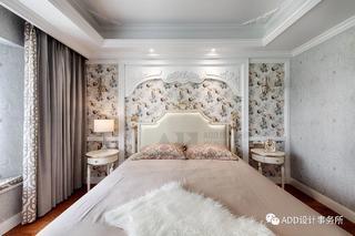 法式风格四居卧室每日首存送20