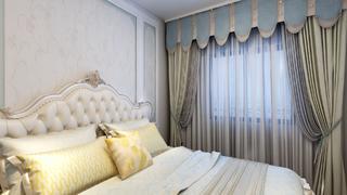 歐式風格兩居臥室裝修效果圖
