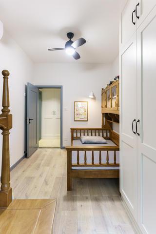 125平混搭风格儿童房装修效果图
