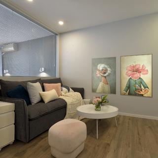 小户型二居室装修效果图