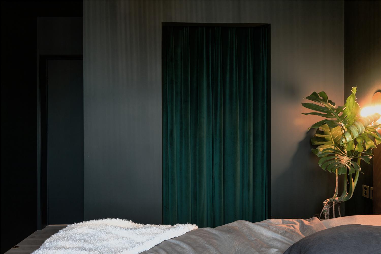 63平米一居室装修卧室一角