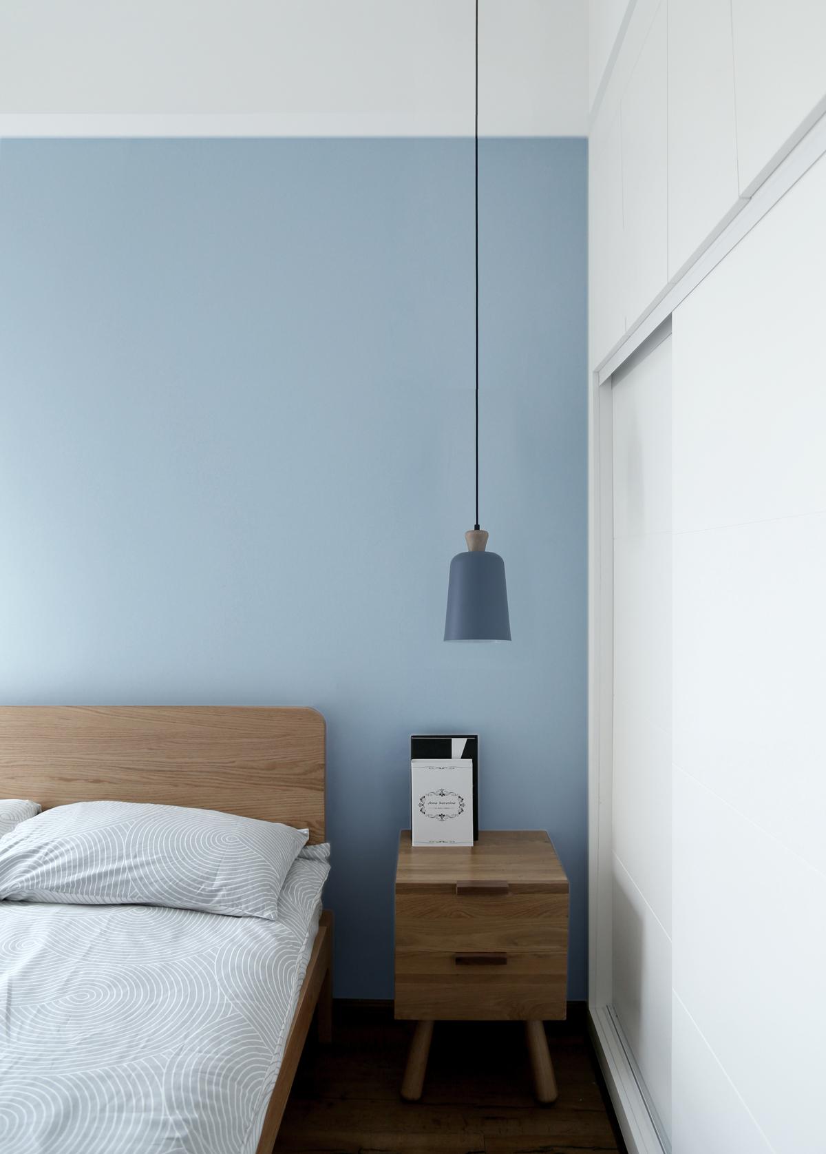 140平米现代风卧室装修搭配图