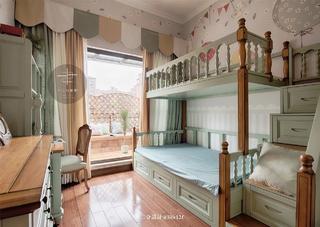 法式乡村别墅儿童房装修效果图