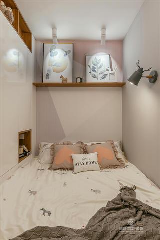 小户型北欧两居儿童房装修效果图