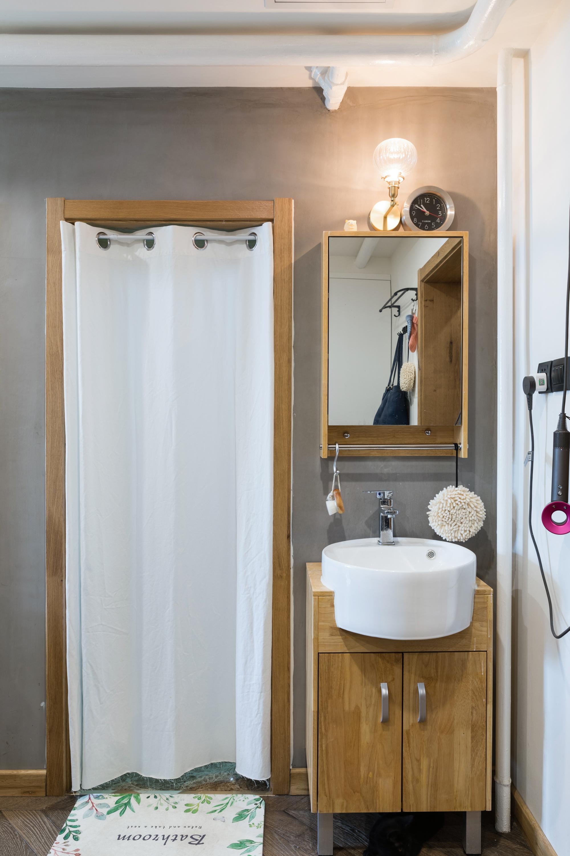 小户型两居卫生间装修效果图