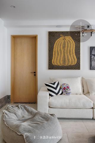 混搭风格别墅装修沙发设计