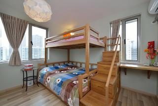 小户型二居室儿童房装修效果图