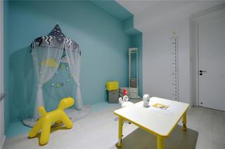 大户型现代简约儿童房装修效果图