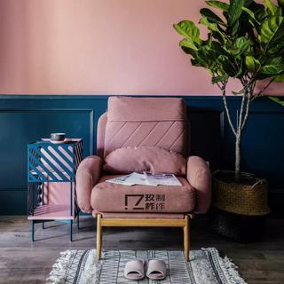 100㎡混搭風格裝修沙發椅設計