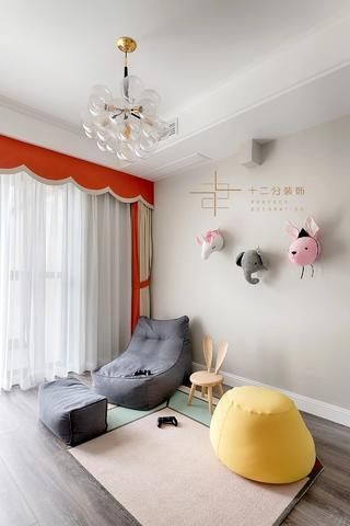 四居室美式风格儿童房装修效果图
