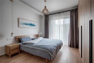 日式风格四居卧室装修效果图