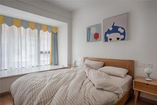 日式风格四居儿童房装修效果图