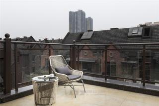 美式风格别墅露台装修效果图