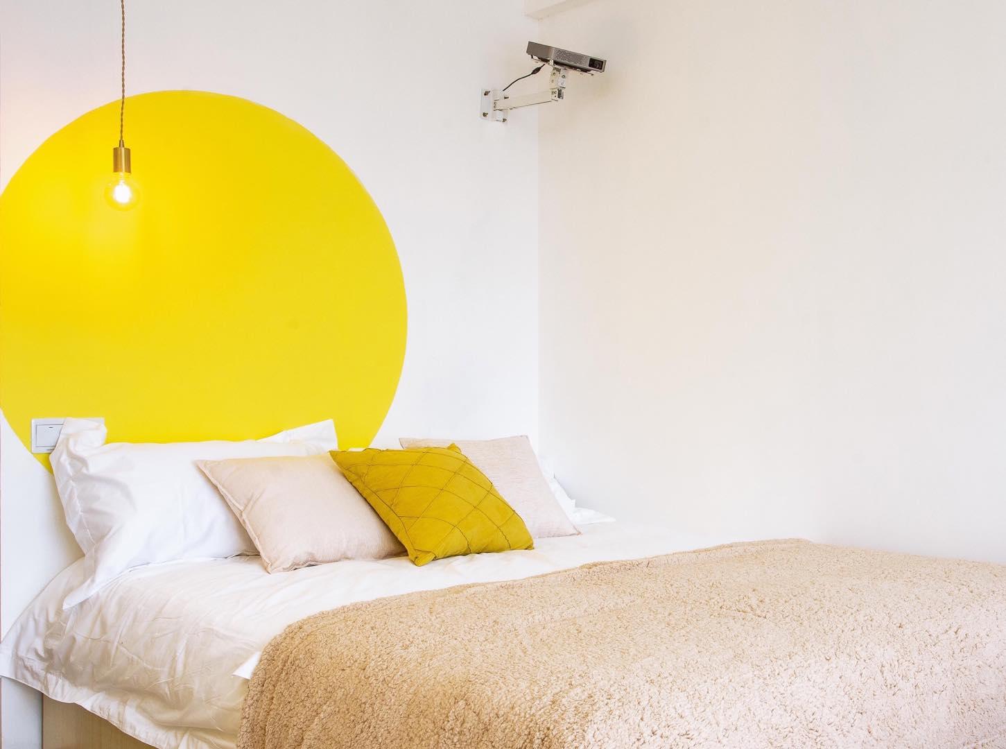26平米一居卧室装修效果图