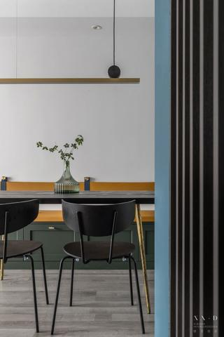 88平米二居室餐厅装修效果图
