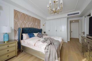 170平美式風格臥室裝修效果圖