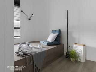 60平米两居室榻榻米装修效果图