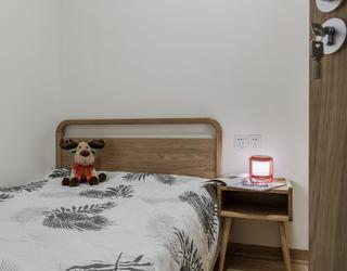 北欧风格两居儿童房装修效果图