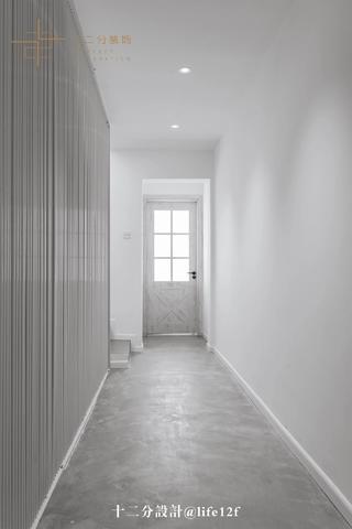 简约风别墅走廊装修效果图
