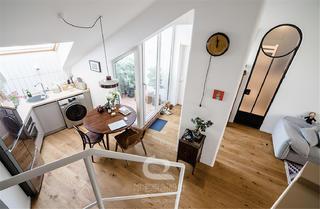 87平米二居室餐厅装修效果图