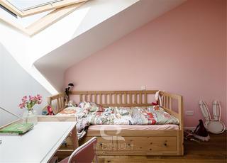 87平米二居室儿童房装修效果图