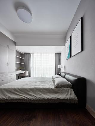 200㎡现代风格卧室装修效果图