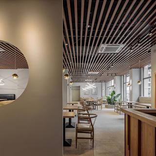 中餐厅装修效果图