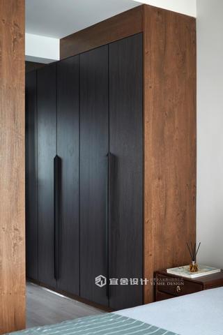 117㎡北欧风格装修衣柜设计图